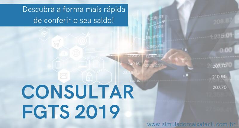 Consultar o FGTS 2019 Rapidamente