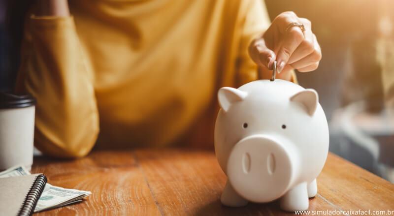 Economizar para comprar um imóvel