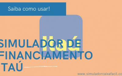 Como usar o Simulador de Financiamento Itaú?