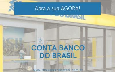 Saiba como abrir conta corrente Banco do Brasil!